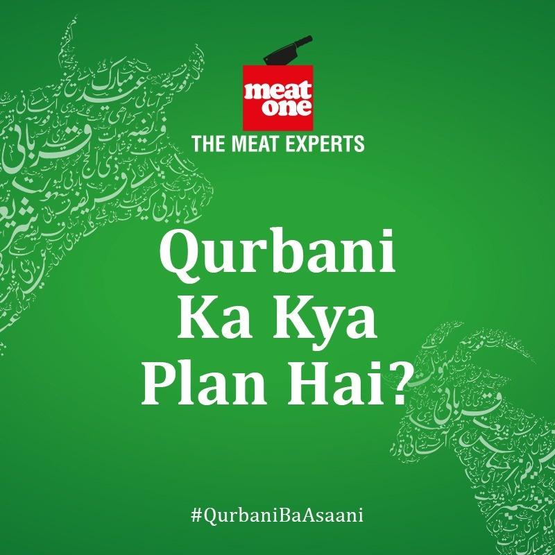 Meat One Qurbani Service