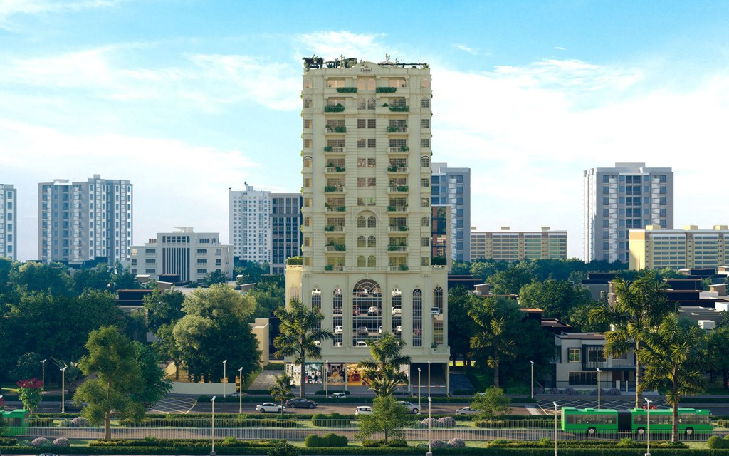 Khadeeja Heights is centrally located in North Nazimabad