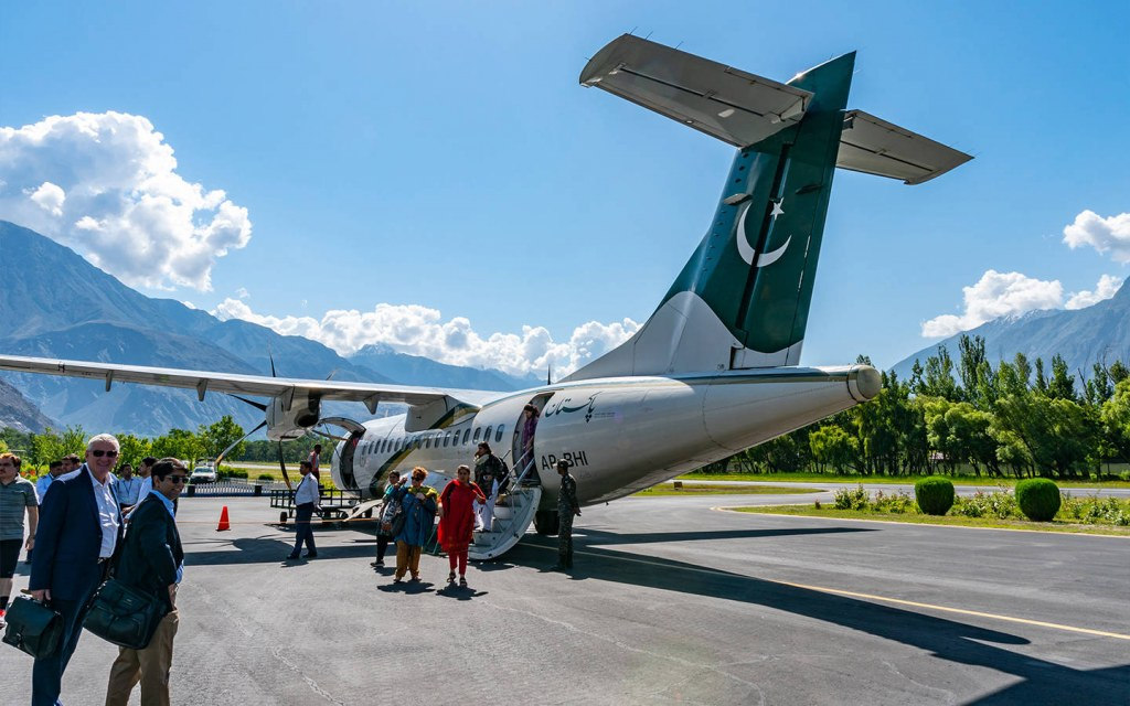 Gilgit Baltistan airports you should know about