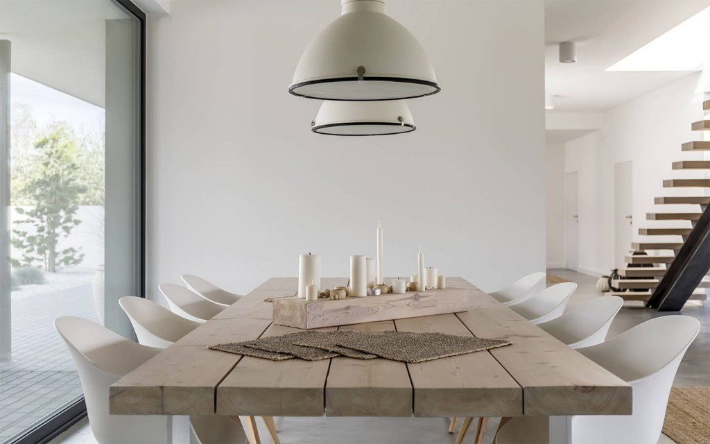 dining table materials