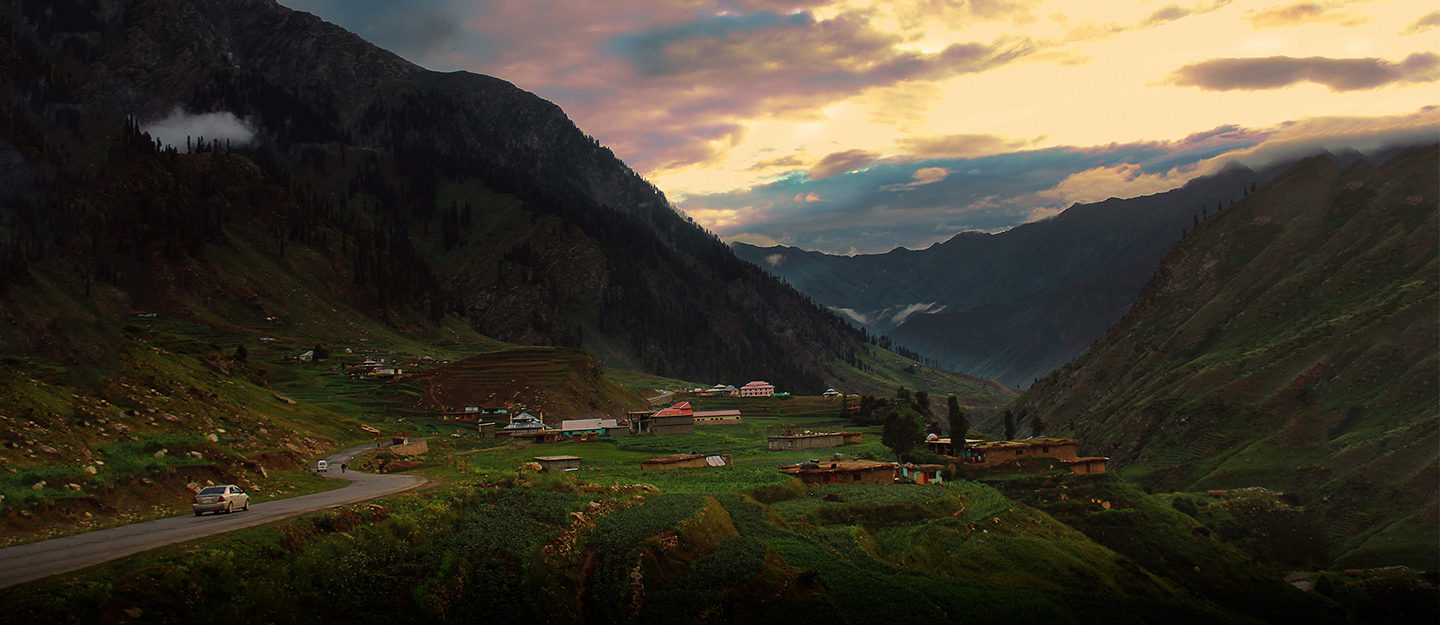 Kaghan Valley for sustainable tourism
