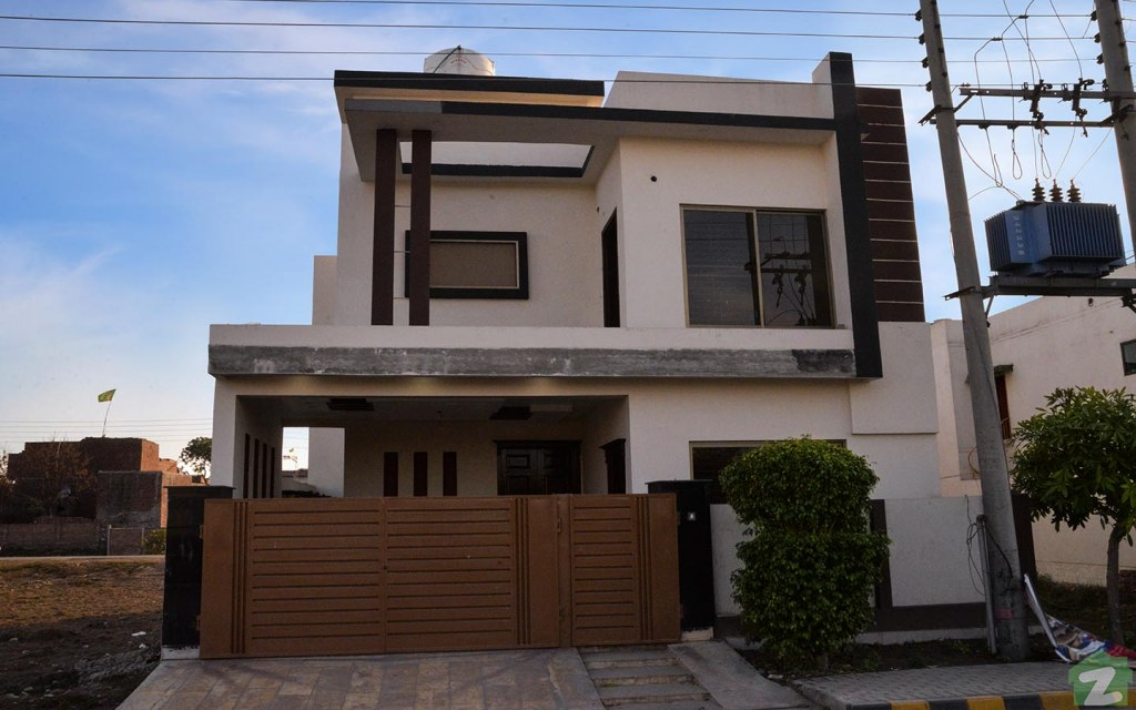 Expected Size of Low-cost Houses in Lahore