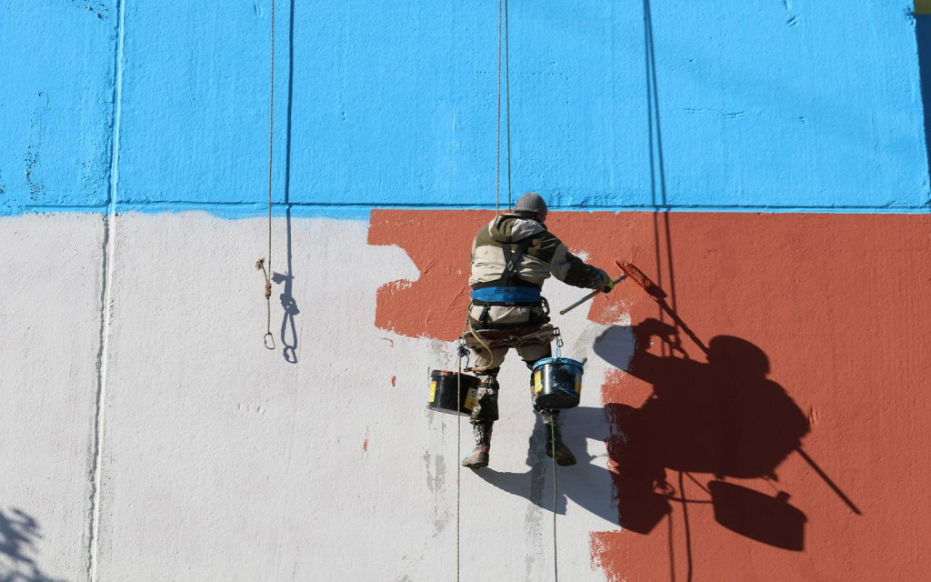 more about industrial paints and their types