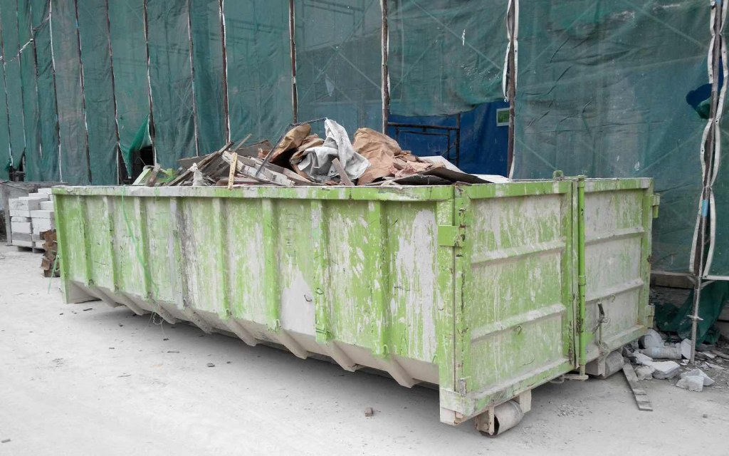 commercial dustbins for waste management