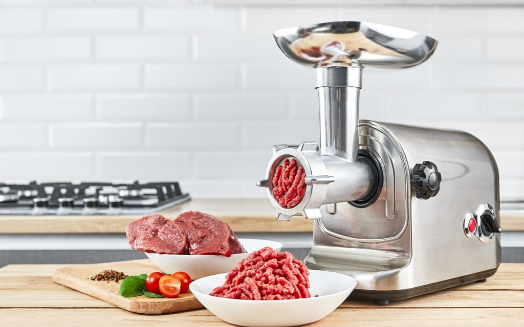 usability of mincer and grinder