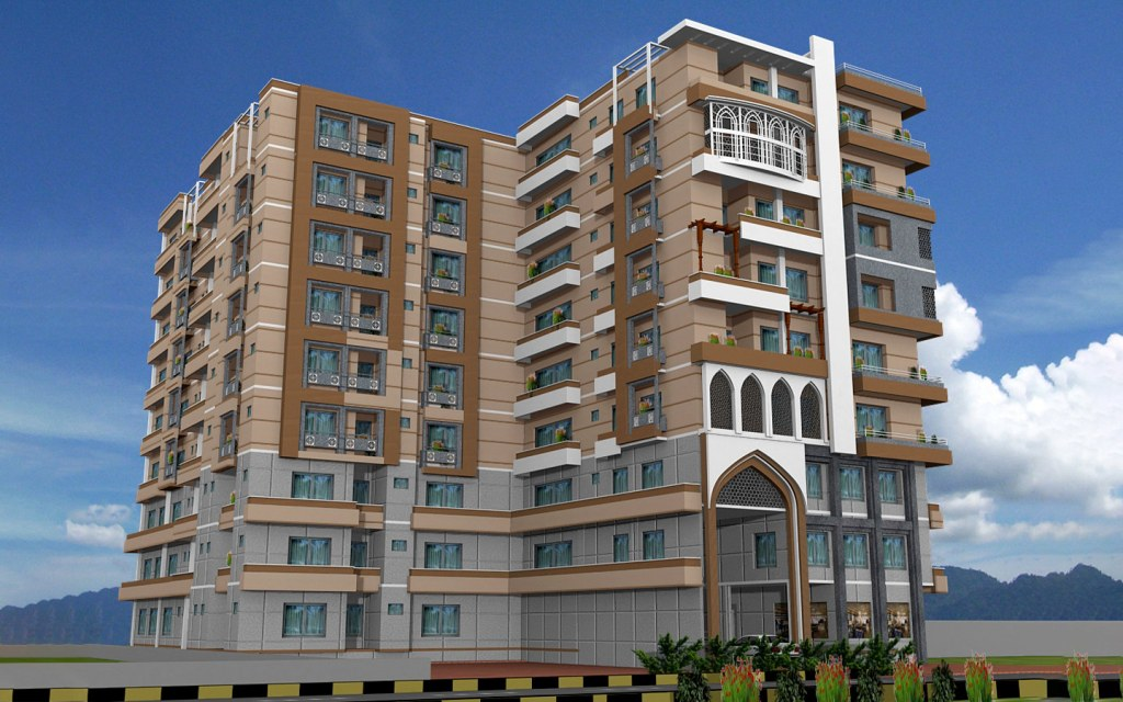 Deans Tower Islamabad offering commercial properties