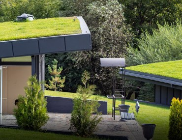 green roofing