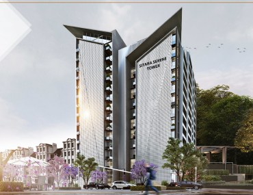 Sitara Serene Tower offers lucrative investment options