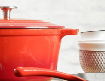 Ceramic Cookware is a healthier alterantive
