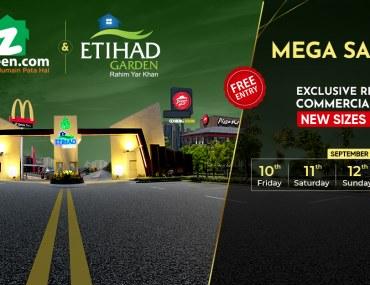 Etihad Garden Mega Sales Event