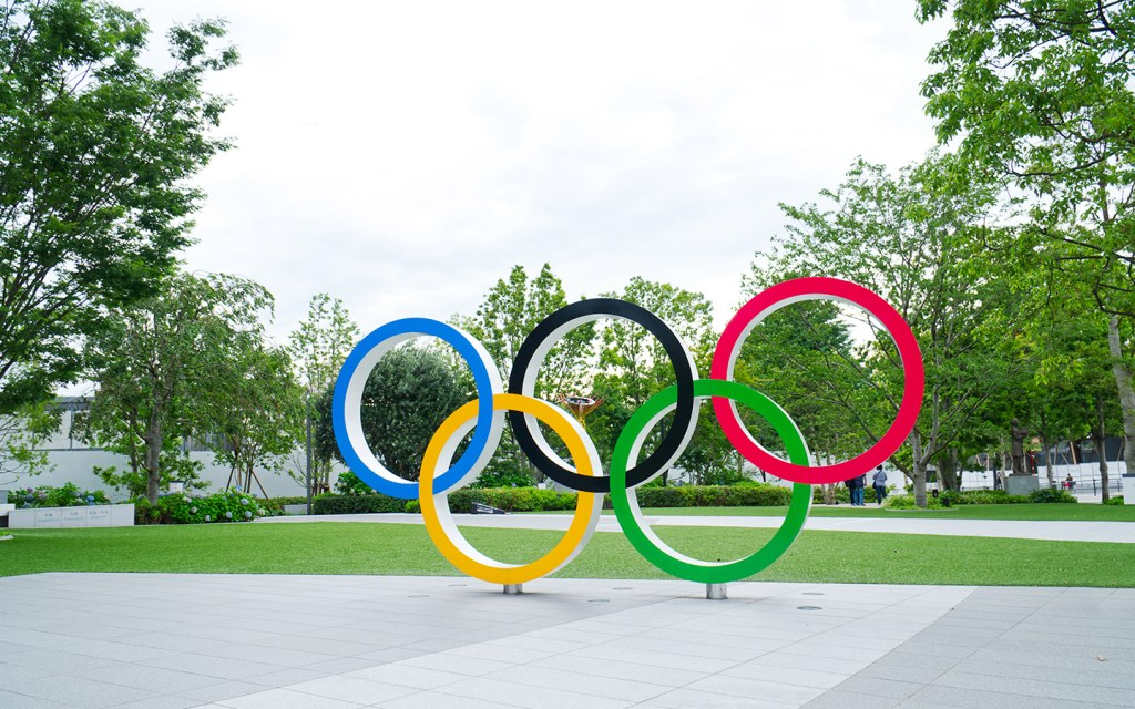 Olympics games in Tokyo