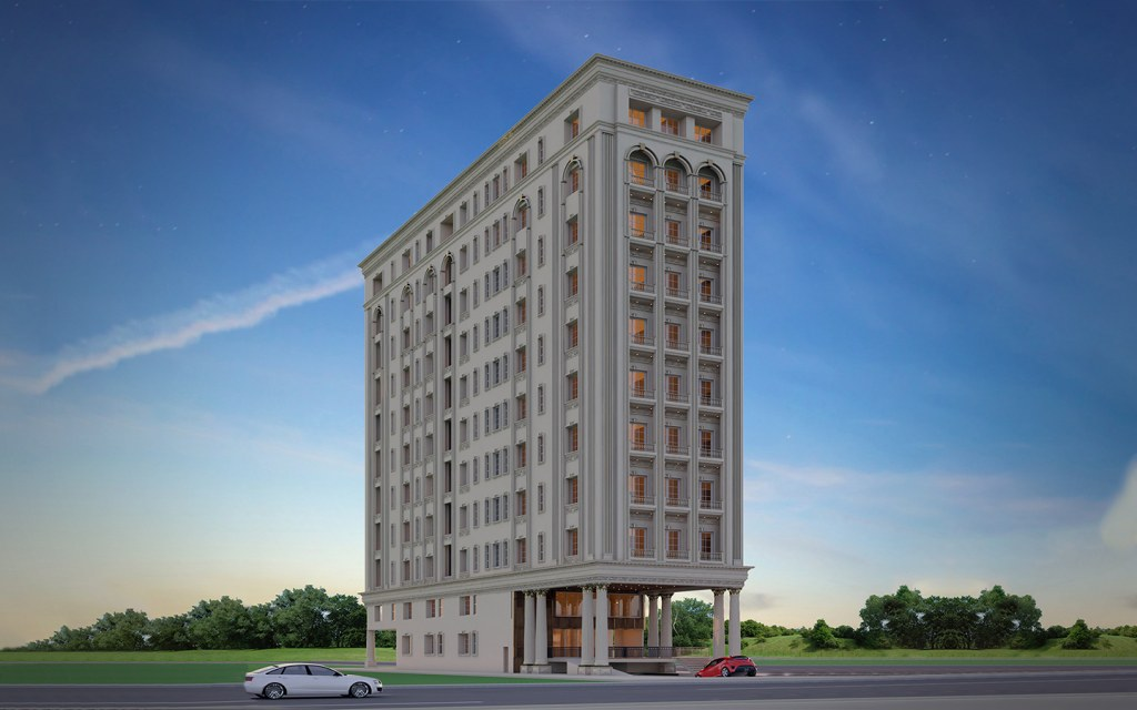 furnished apartments at  Mukhbateen Heights