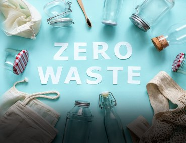 achieving zero-waste lifestyle