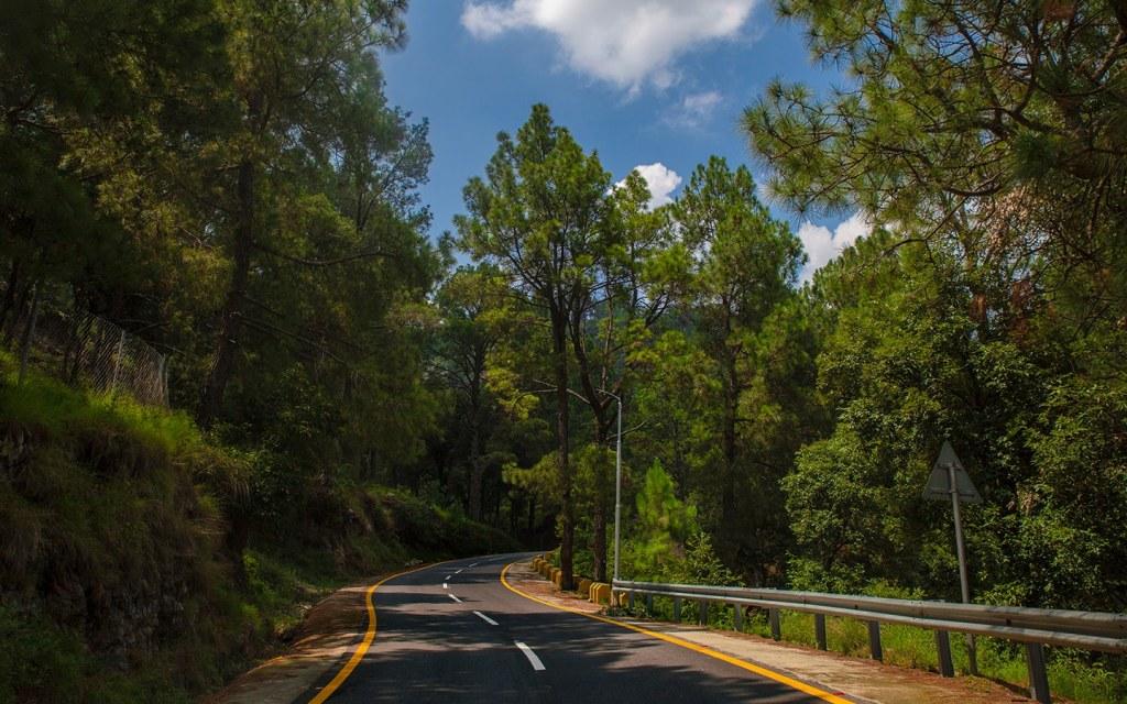 developments near tourism expressway
