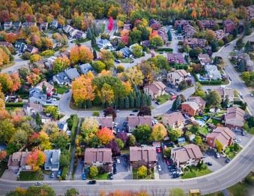 Parks in neighborhoods