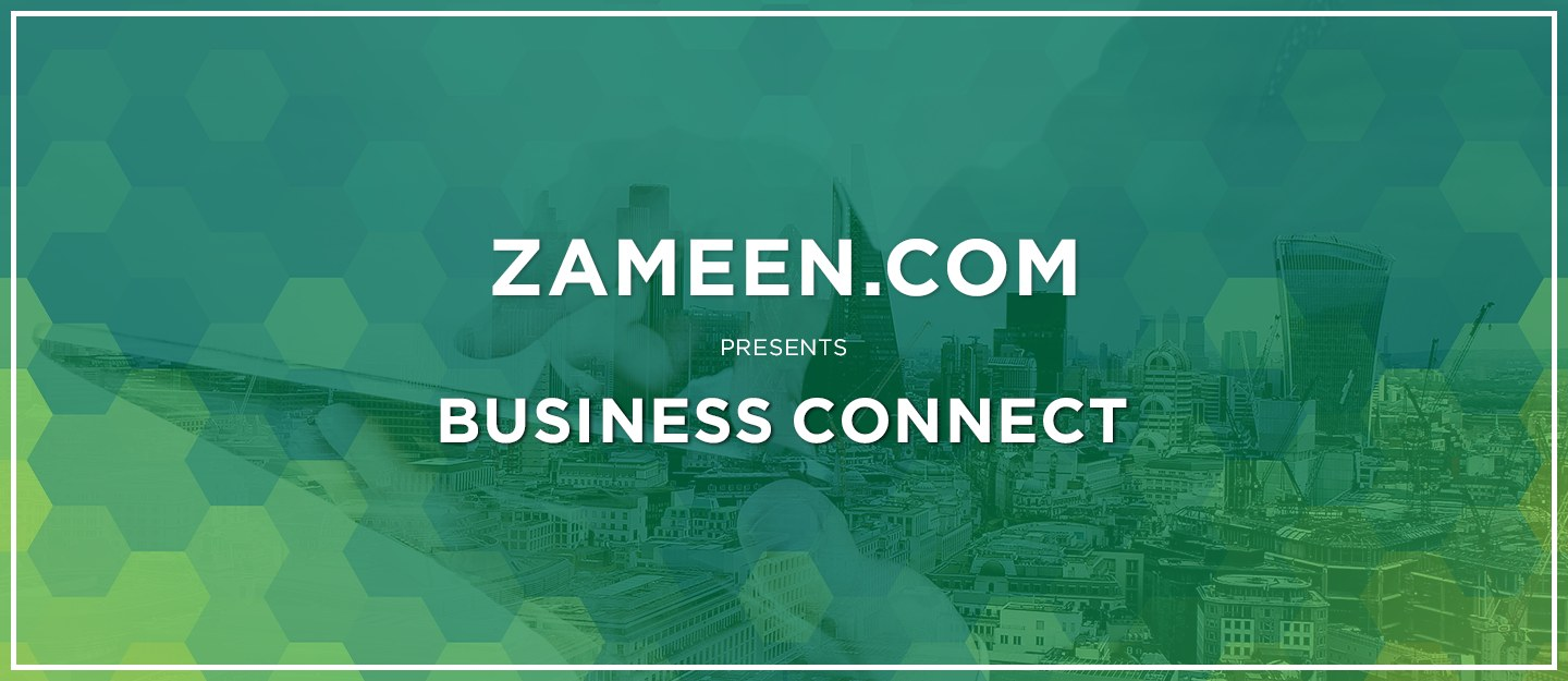 Zameen Business Connect Event In Karachi