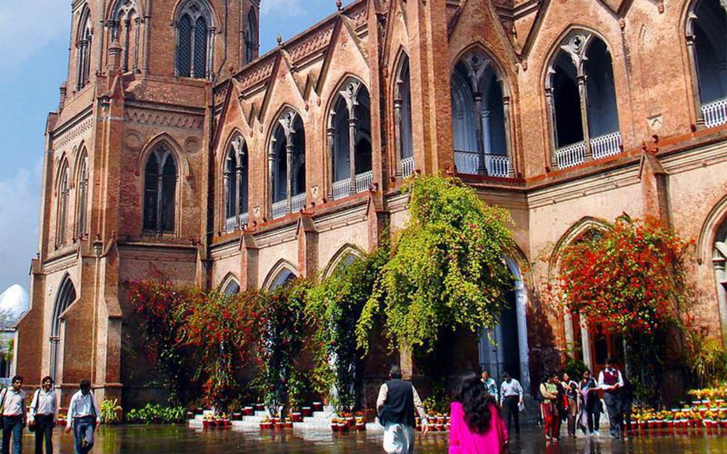 GCU is one of the oldest universities in Lahore.